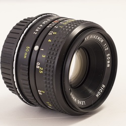 XR-Rikenon 50mm f 2